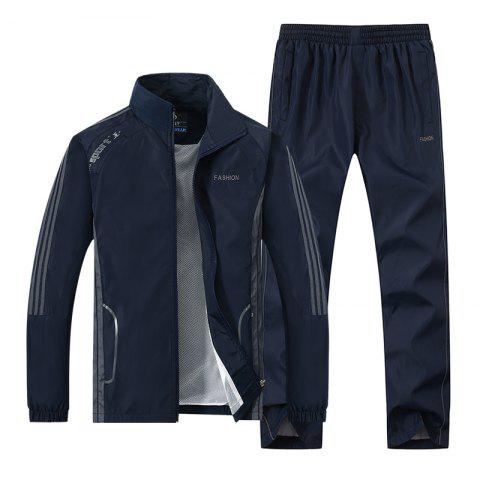 Online 2017 New Thin Sports Suit