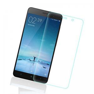 Tempered Glass Film Steel Oiled 0.26MM Semi-Screen 2.5D Round Edge Anti-Glare High-Definition 9H for Xiaomi Red Rice Note 3 -