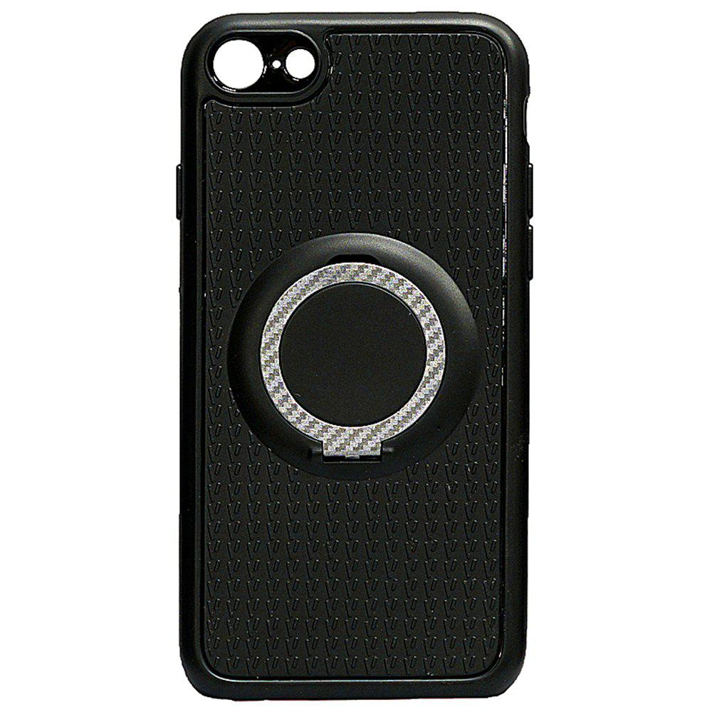 Buy 360 Degree Rotating Ring Holder Grip Case Ultra Slim Thin Silicone Cover for iPhone 7 / 8