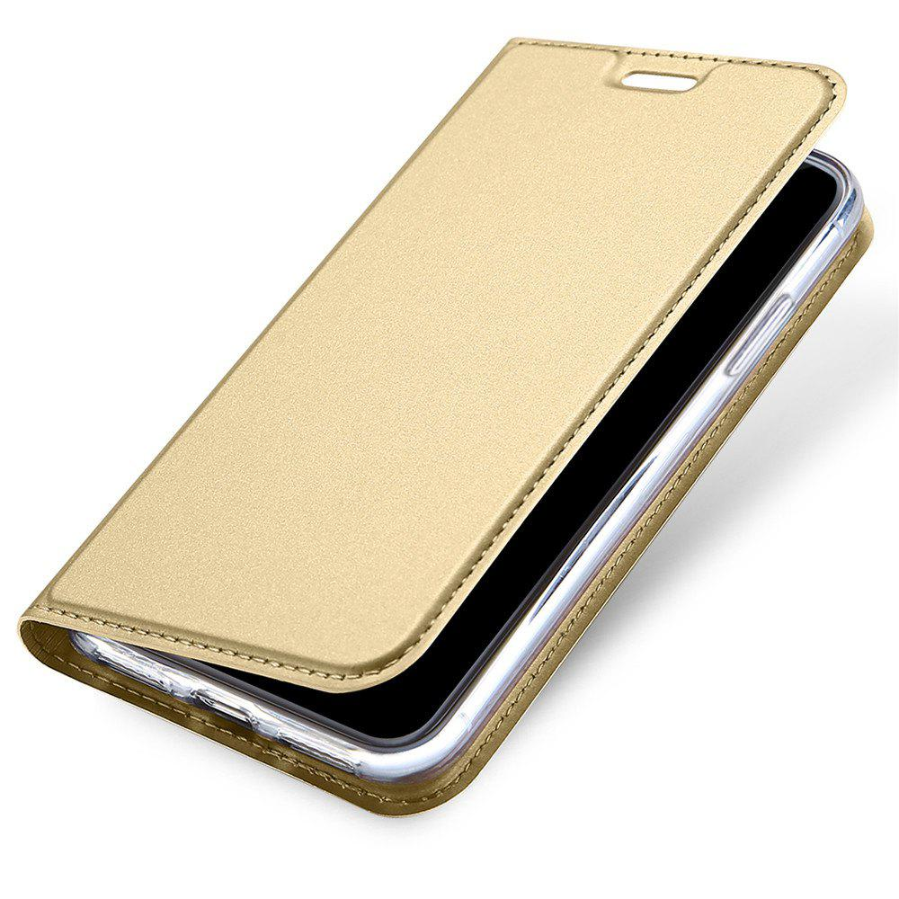 Best Luxury Leather Flip Wallet Book Cover for iPhone X Case