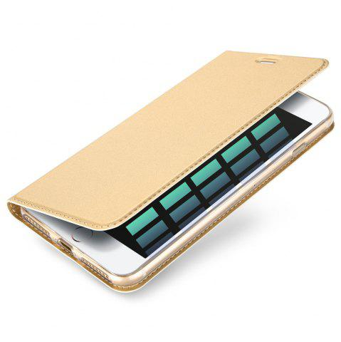 Store Luxury Leather Flip Wallet Book Cover for iPhone 8 Plus / 7 Plus Case
