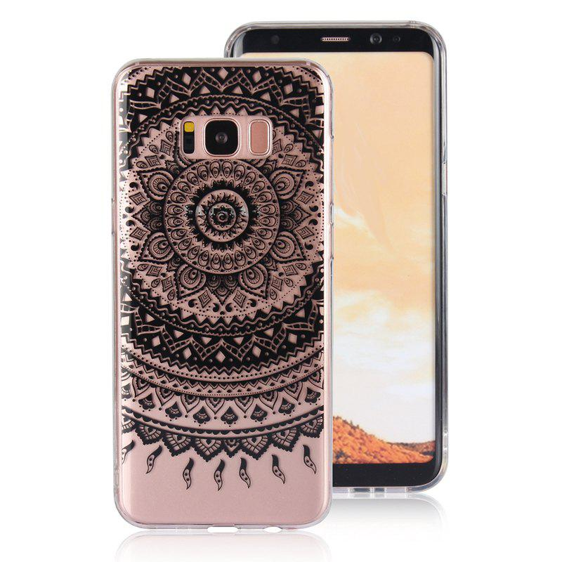 Online Translucent Lace TPU Case for Samsung Galaxy S8 Plus