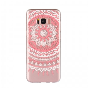 TPU Translucent Lace Case for Samsung Galaxy S8 Plus -