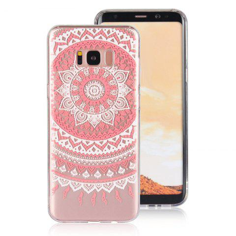 Buy TPU Translucent Lace Case for Samsung Galaxy S8 Plus