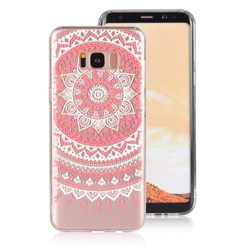 TPU Translucent Lace Case pour Samsung Galaxy S8 Plus