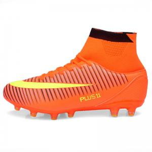 Men's Sports Shoes Color Block Comfort Breathable Leisure Football Shoes -