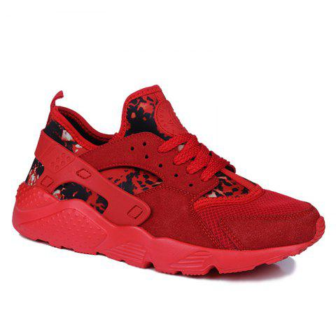 Fancy Men's New Matte Sneakers Male Wild Tide Shoes Youth Trend Casual Shoes