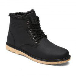Men's Boots High Quality Warm Casual Stylish Boots -