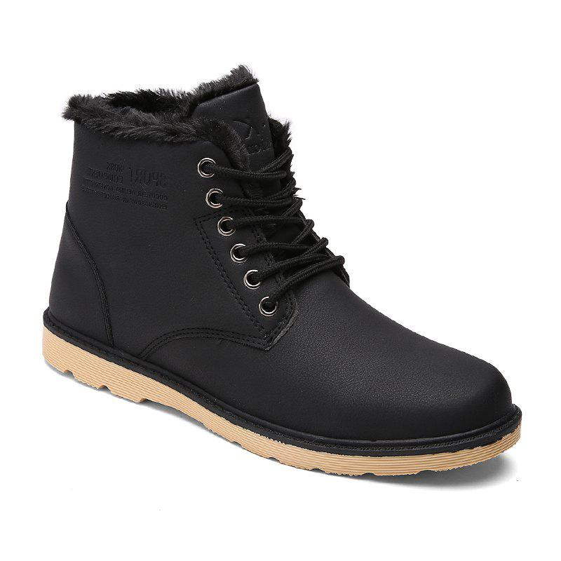 Sale Men's Boots High Quality Warm Casual Stylish Boots
