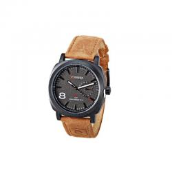 CURREN 8139 2347 Business Casual Men Waterproof Band Watch -