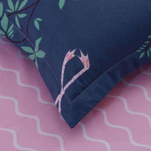 Fashion Bird Pattern Personalized Polyester Bedding Set -