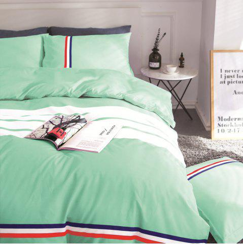 Shop Fashion Active Color Stripe Standard Bedding Set