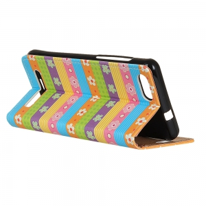 Wkae Painted Pattern Holster Case для Doogee X30 -