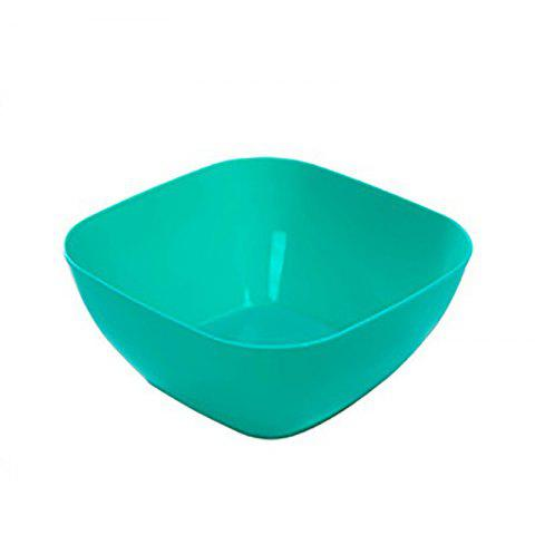 Best DIHE Plastic Square Snack Bowls Durable Various Styles