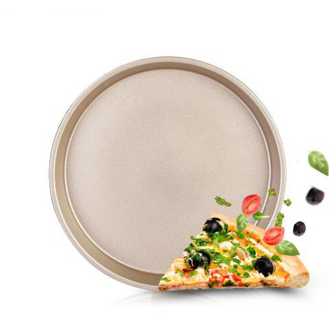 Discount DIHE 9Inch Carbon Steel Pizza Pan One Design Rugged and Durable