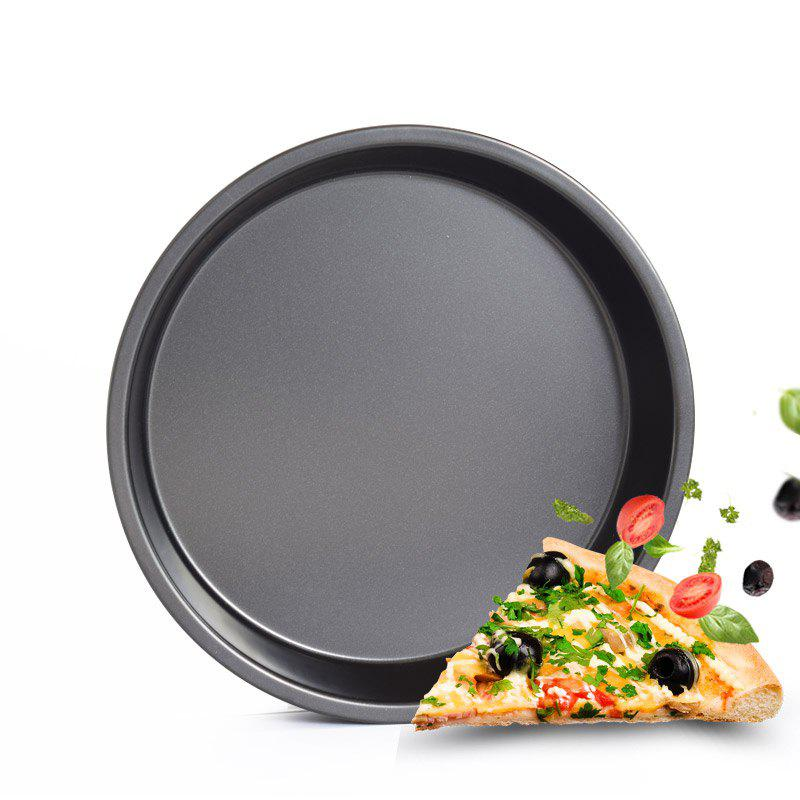 New DIHE 9Inch Carbon Steel Pizza Pan One Design Rugged and Durable