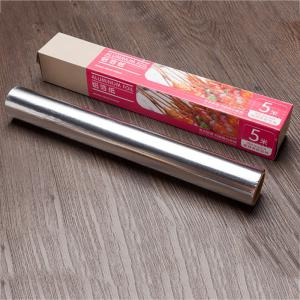 DIHE 5Meters Baking Aluminum Foil Relaxed Not Sticky High Temperature Resistant -
