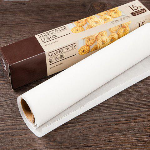 Buy DIHE Baking Cake Pastry Paper Anti-Oil Waterproof Anti-Sticking