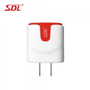 SDL New Dual USB Private Charger Set Wall Charger Mobile Phone Adapter -