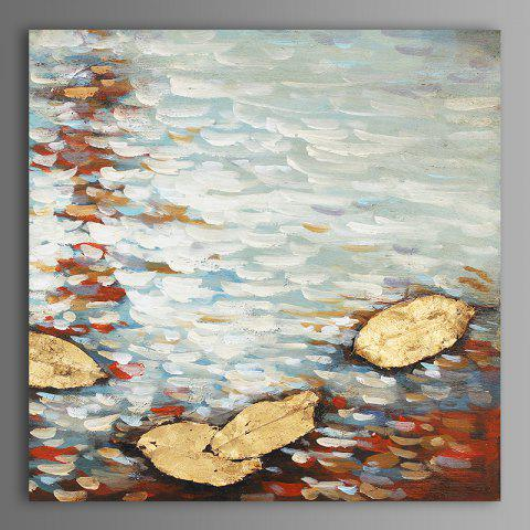 Outfit XiangYunChengFeng Abstract Scenery Canvas Oil Painting