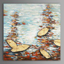 XiangYunChengFeng Abstract Scenery Canvas Oil Painting -
