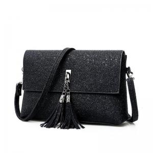 New Fashion Shoulder Diagonal Cross Leather Small Bag -