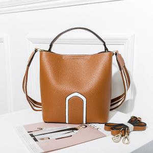Women's Handbag Solid Color Roomy Bag -
