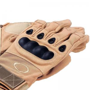 2017 New Outdoor Sports Hiking Military Airsoft Hunting Cycling SWAT Army Combat Tactical Gloves -