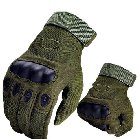 Trendy 2017 New Outdoor Sports Hiking Military Airsoft Hunting Cycling SWAT Army Combat Tactical Gloves