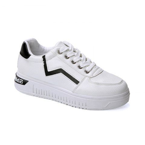 Latest Student Flat Strappy Low Recreational All-match Sports Shoes