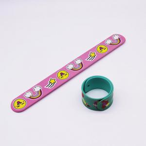 Silicone Wristband for Parties Christmas -
