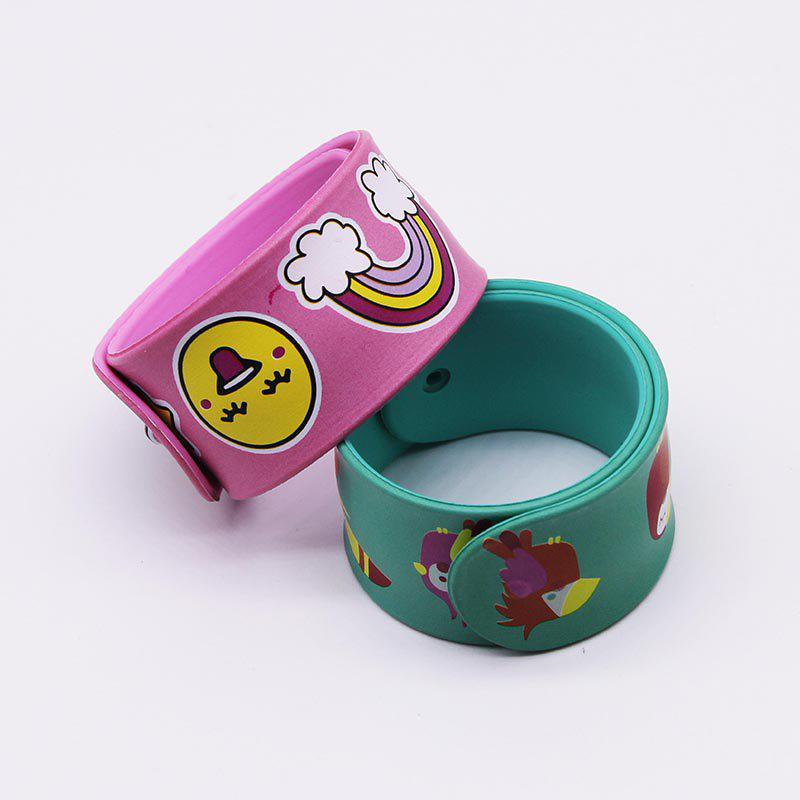 Latest Silicone Wristband for Parties Christmas