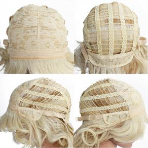 Women Long Wavy Curly Wave Full Hair Wig for Cosplay Party Costume -