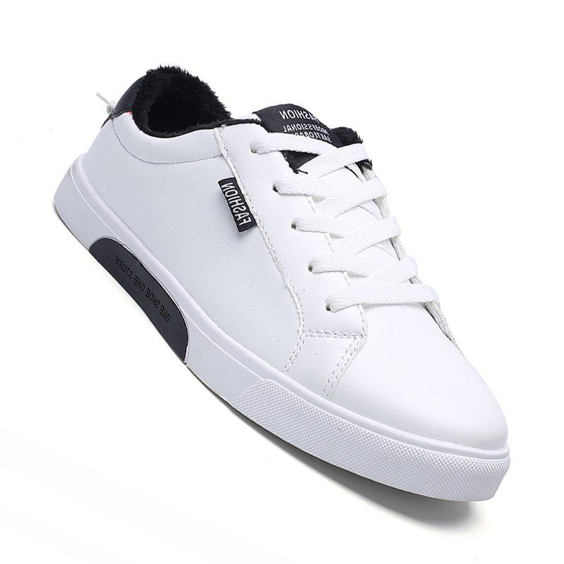 New Men Casual New Trend for Fashion Outdoor Lace Up Rubber Suede Flat Leather Shoes