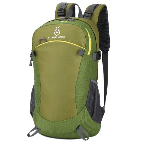 Affordable FLAMEHORSE Ultralight Travel Backpack Waterproof Outdoor Mountaineer Bag 40L
