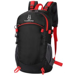 FLAMEHORSE Ultralight Travel Backpack Waterproof Outdoor Mountaineer Bag 40L -