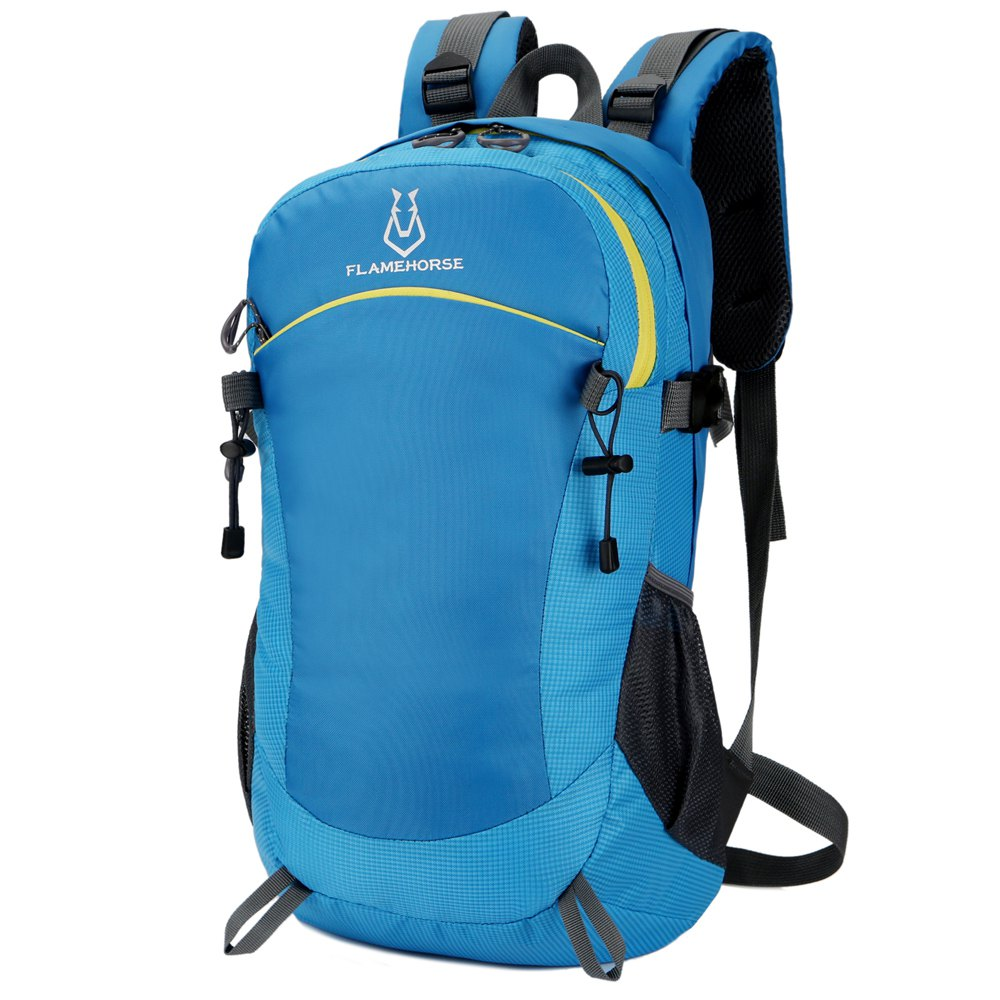 Outfit FLAMEHORSE Ultralight Travel Backpack Waterproof Outdoor Mountaineer Bag 40L