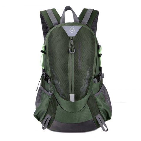 Outfit FLAMEHORSE Waterproof Backpack  Lovers Outdoor Mountaineer Bag 40L