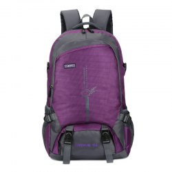 FLAMEHORSE Outdoor  Mountaineer Bag 45L Large Capacity Backpack -