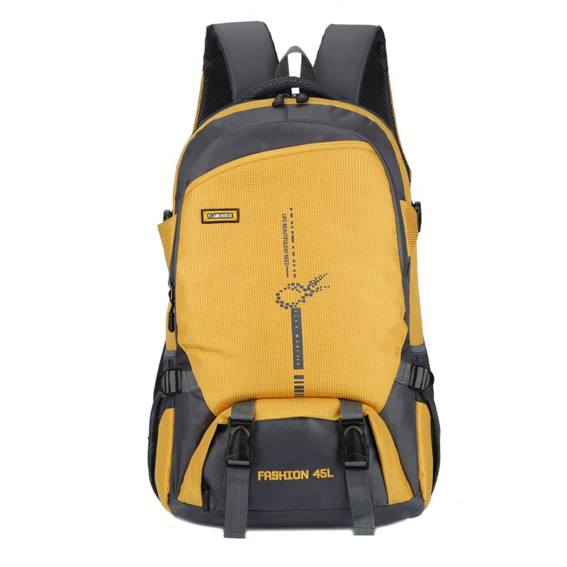 Cheap FLAMEHORSE Outdoor  Mountaineer Bag 45L Large Capacity Backpack