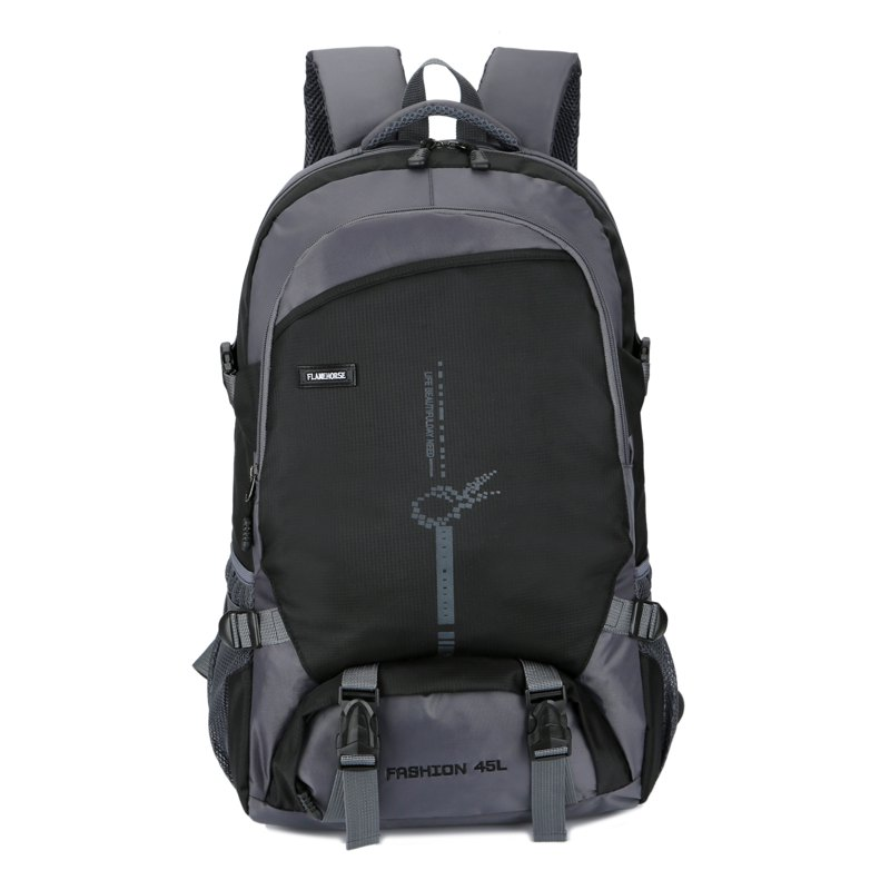 Unique FLAMEHORSE Outdoor  Mountaineer Bag 45L Large Capacity Backpack