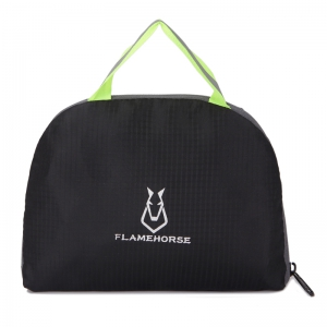 FLAMEHORSE Outdoor Nylon Waterproof Ultra Light Skin Foldable Bag -