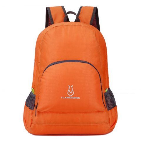Trendy FLAMEHORSE Outdoor Nylon Waterproof Ultra Light Skin Foldable Bag
