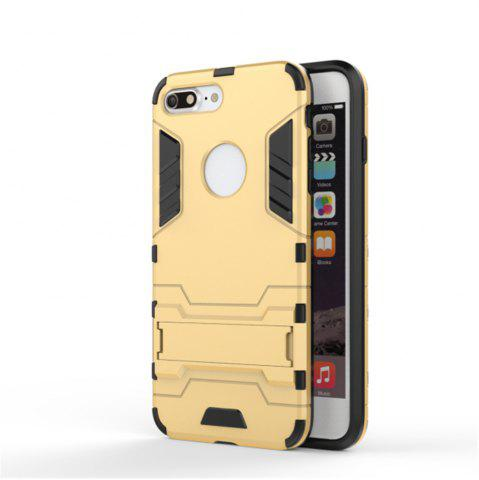 Unique Case for iPhone 7 Plus Shockproof Tank Armour Hybrid Stents Shield