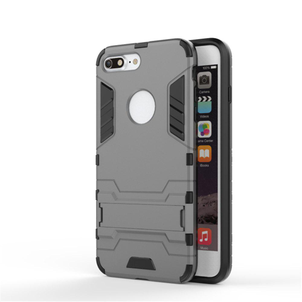 Корпус для iPhone 7 Plus Shockproof Tank Armor Гибридный стент-щит