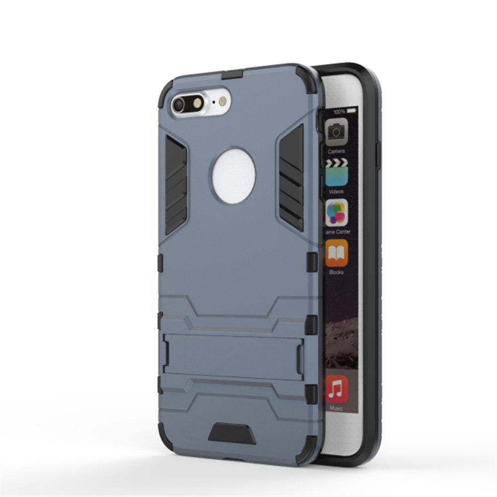 Fancy Case for iPhone 7 Plus Shockproof Tank Armour Hybrid Stents Shield