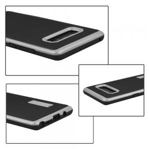 Ultra-thin Carbon Fiber Bracket Phone Case for Samsung Galaxy Note 8 -