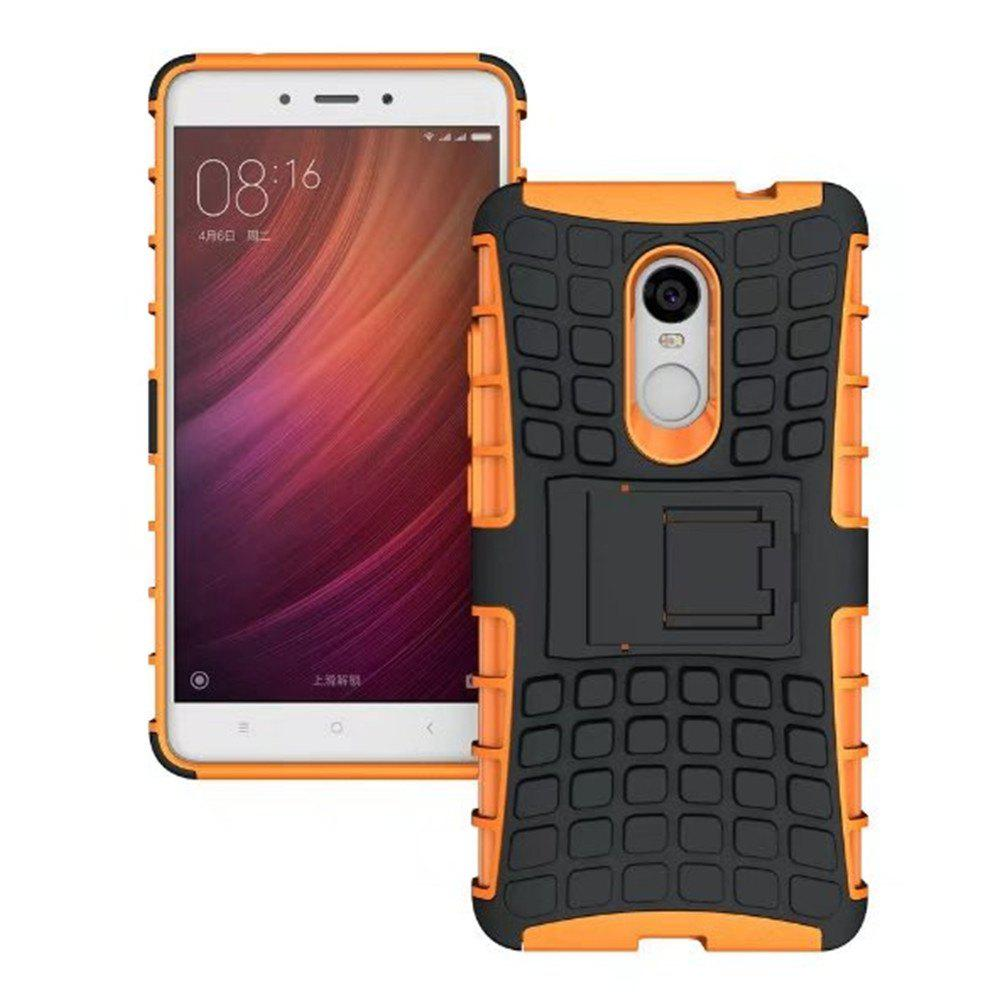 New Rugged Spider Armor Heavy Duty Hybrid TPU Silicone Stand Impact Cover for Xiaomi RedMi Note 4 Case