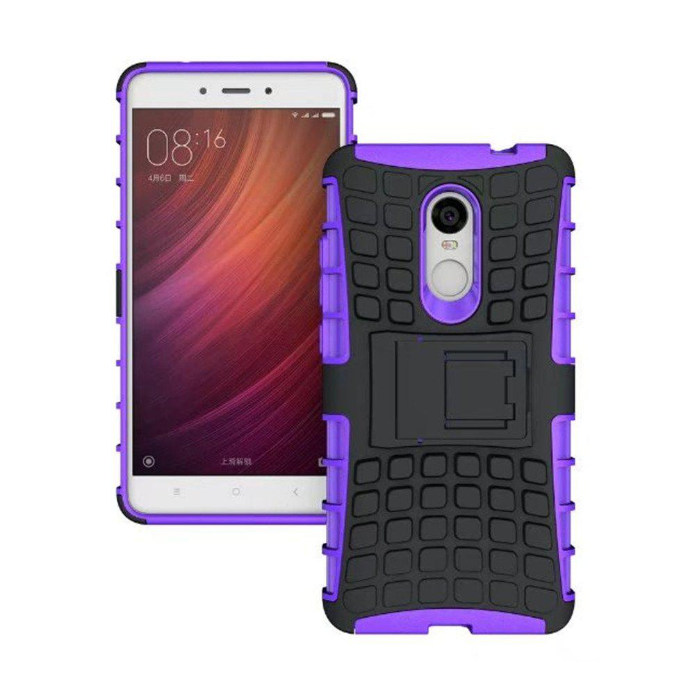 Best Rugged Spider Armor Heavy Duty Hybrid TPU Silicone Stand Impact Cover for Xiaomi RedMi Note 4 Case