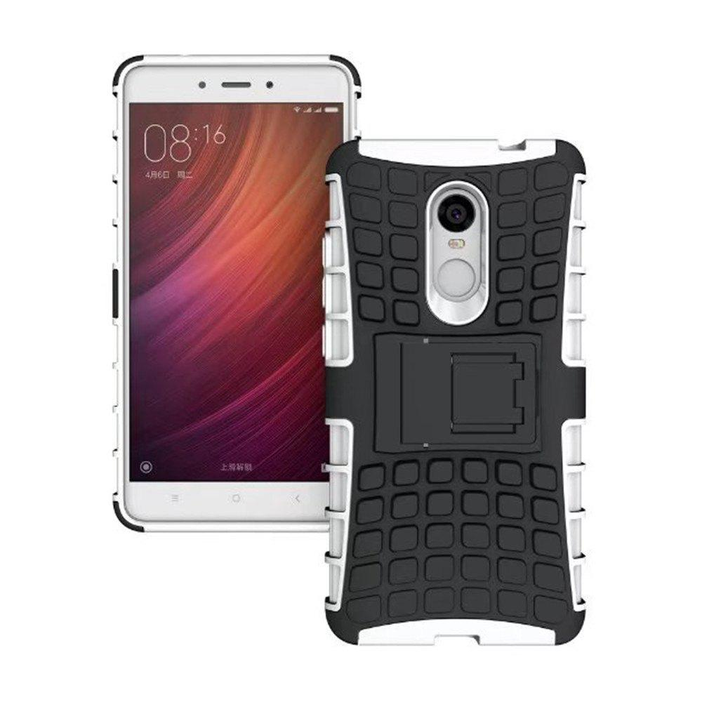 Unique Rugged Spider Armor Heavy Duty Hybrid TPU Silicone Stand Impact Cover for Xiaomi RedMi Note 4 Case